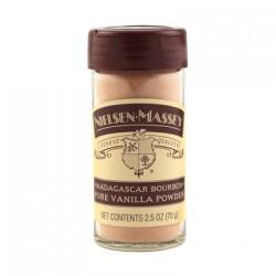 Pudra de vanilie Madagascar Bourbon 70g